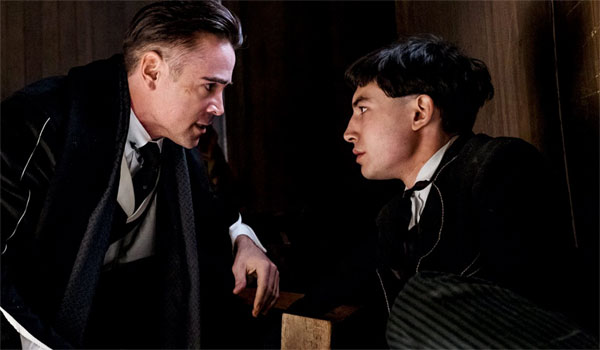 Fantastic Beasts and Where to Find Them - Graves and Credence