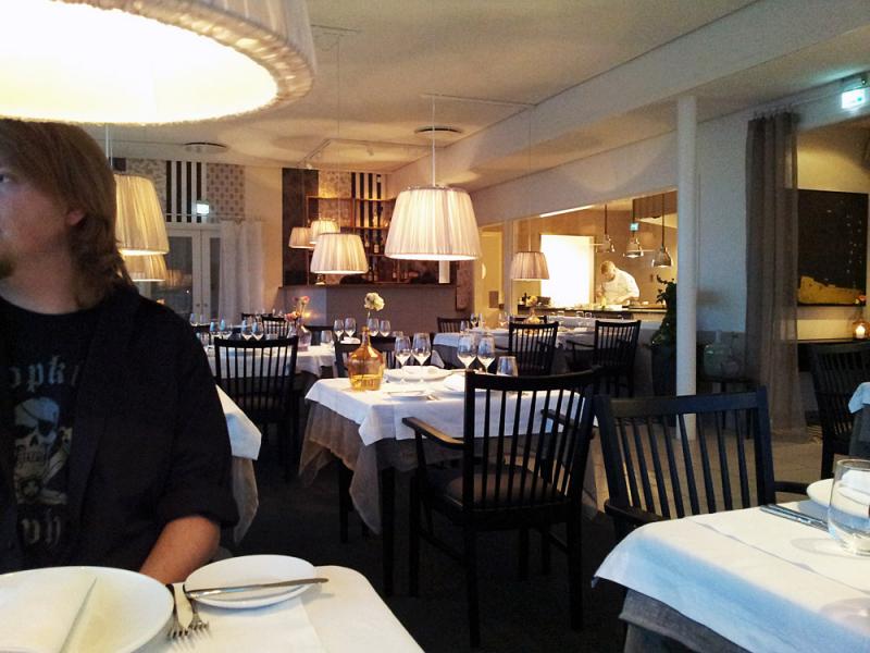 Imaginary Karin - fancy dinner date