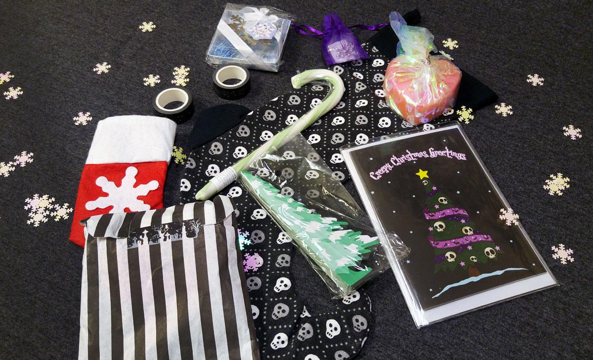 Imaginary Karin - Spooky Box Hexmas
