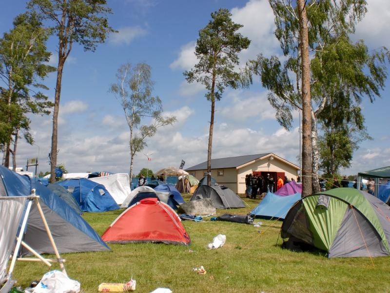 Imaginary Karin - Sweden Rock Festival 2010