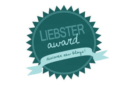 Imaginary Karin - Liebster Award