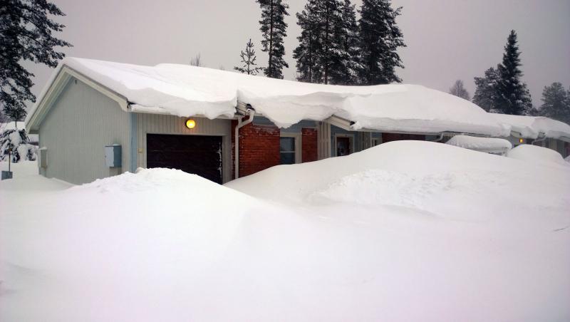 Imaginary Karin - snowstorm January 2015