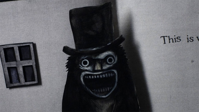 Imaginary Karin - Babadook