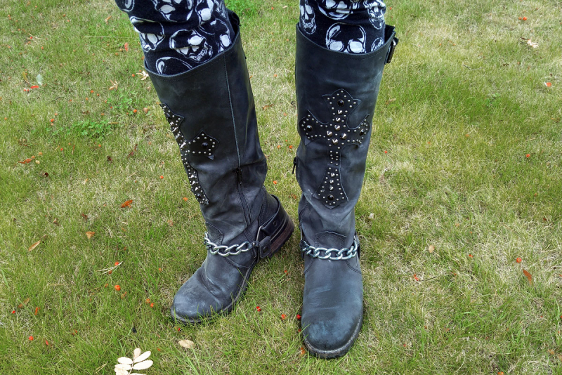 Imaginary Karin - boots from The Urban Project