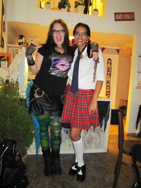 Imaginary Karin - Halloween 2010