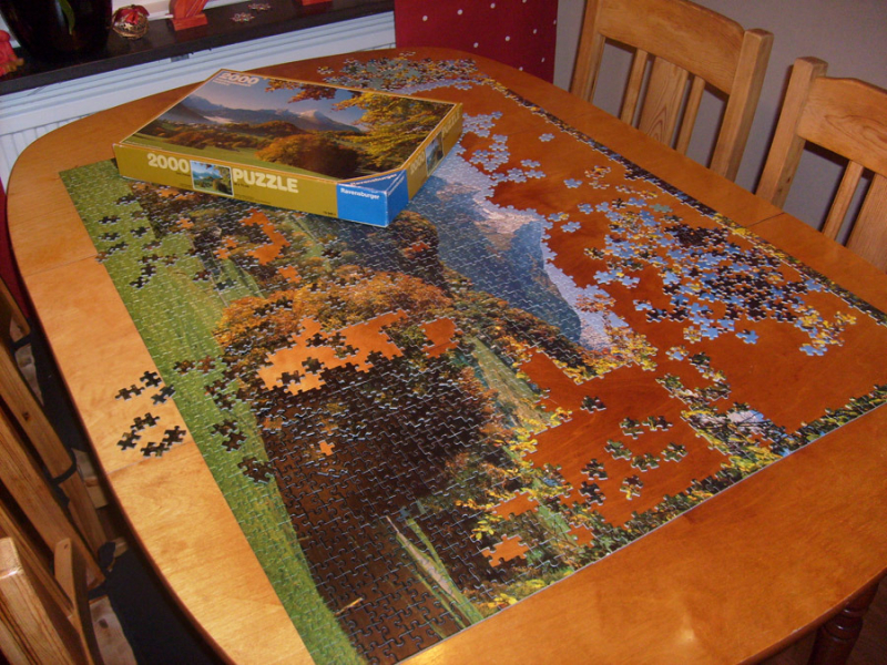 Imaginary Karin - jigsaw puzzle