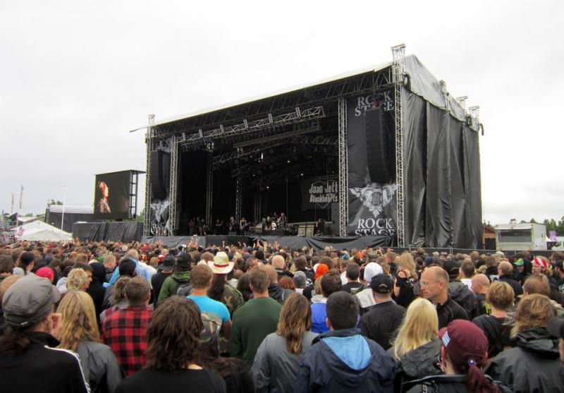 Imaginary Karin - Sweden Rock Festival 2011