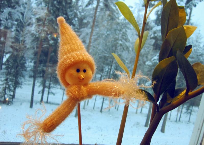 Imaginary Karin - Christmas decorations 2011