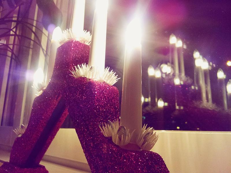 Imaginary Karin - Christmas decorations 2013