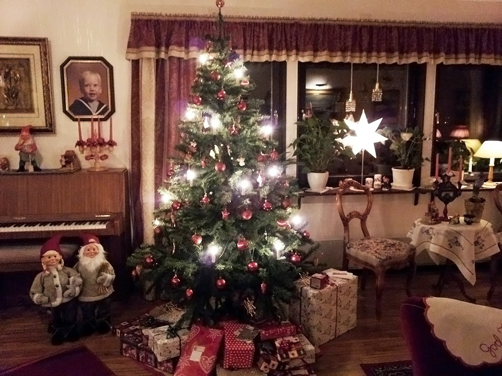 Imaginary Karin - Christmas in Örnsköldsvik 2011
